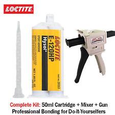 Loctite Ea Hysol E 120hp Toughened Non Sag 120 Min Epoxy 50mldispenser