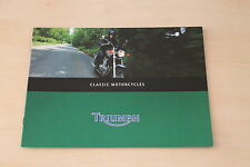 169731) Triumph Legend TT Thunderbird Sport Adventurer Prospekt 199?