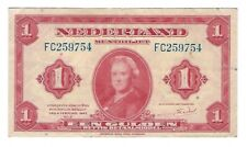 Netherlands - 1943, 1 Gulden