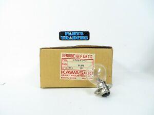 NOS Genuine Kawasaki Headlight Bulb 6V 35/35W KT250 KT250-A2 1975-1976 92069-078