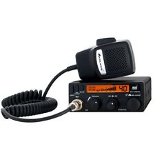 MIDLAND 1001LWX - 40 CHANNEL COMPACT CB RADIO WITH WEATHER SCAN, PA AND MORE