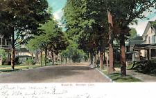 Meridian,Connecticut,Broad Street,Used,1907