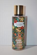 Victoria's Secret Golden Blooms Fragrance Mist 250 ml / 8.4 fl oz New