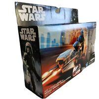 Star Wars Rebels AT-DP Pilot and Imperial Speeder Weapon Disney Hasbro 2016