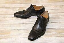 Magnanni Men's Sergio Oxford - Catania Black - Size 8.5 M