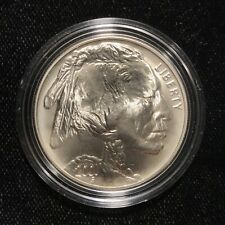 2001 D $1 BUFFALO COMMEMORATIVE SILVER DOLLAR *BU* 01B1U