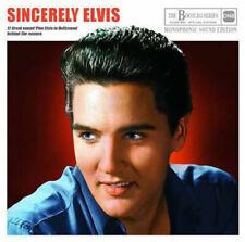 Elvis Collectors CD - Sincerely Elvis