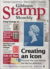Stanley Gibbons Stamp Monthly Collectors Magazine June 2017
