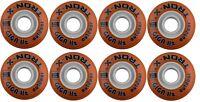 TronX Giga Asphalt 64mm/84A Outdoor Inline Roller Hockey Wheels 8-pack