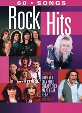 Rock Hits 60 Tracks (4CD) Journey, Cheap Trick, Heart, Lita Ford, Meat Loaf NEW