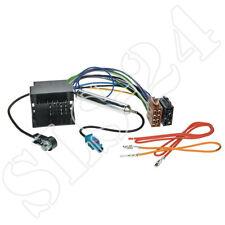 Radio ISO Adapterkabel VW SKODA AUDI MOST Fakra Antenne + Phantomeinspeisung