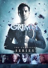 Grimm la serie completa DVD NUEVO