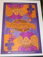 Mint Donovan Concert Poster Bill Graham Presents Fillmore/Winterland 1967