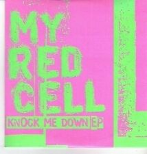 (DA521) My Red Cell, Knock Me Down EP - 2004 CD