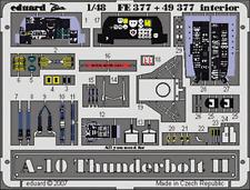 Eduard Zoom FE377 1/48 Fairchild A-10A Thunderbolt II Italeri