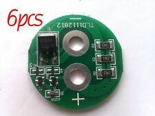 6pcs/lot Super farad capacitor 2.5V protection board limit platen