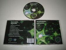 VARIOUS ARTISTS/NOCTURNAL NETWORK DJ BEARDY(WILDTHINGS/WILDCD 018)CD ALBUM
