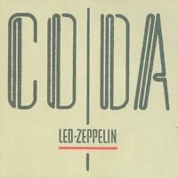 LED ZEPPELIN Coda (2015) Limited Edition Remastered Reissue 3xCD NEW/SEALED