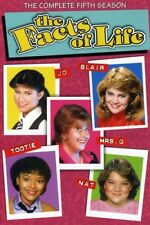 Facts of Life - The Facts of Life: The Complete Fifth Season [New DVD] Full Fram