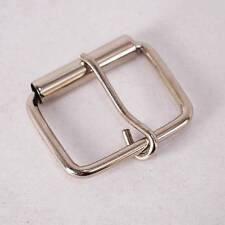"Lot of 100 Roller Buckles for 1.5"" Wide Belt Strap Leather Hardware Silver Color"