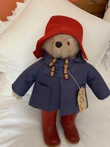 vintage Paddington Bear By Gabrielle Designs