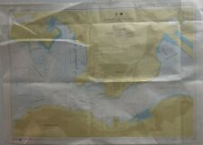 Admiralty 4118 Harbour-Central Part China Hong Kong Nautical Geographical Chart