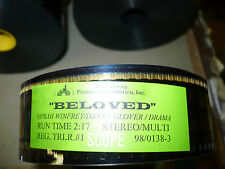 BELOVED, orig unused 35mm trailer [Oprah Winfrey, Danny Glover]