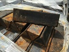 Nice Triangular Ballast Pig Iron Weights Ships Boats Yachts  Approx 18 Kg