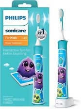PHILIPS HX6322/04 Sonicare For Kids Sonic Electric Toothbrush IOS ANDROID