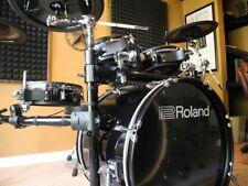 Roland V-Drum MDS-25 pad chrome tom ball clamp mount MDS TD 50 30 20 12