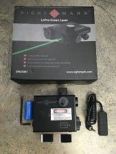 Sightmark LoPro Green Laser Designator Sight SM25001
