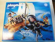 "Playmobil Set 4291 ""2 Piraten mit Floß""   NEU"