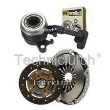 NATIONWIDE 2 PART CLUTCH KIT AND LUK CSC FOR NISSAN JUKE HATCHBACK 1.6