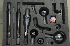 Glass Organic Chemistry Kit 24/40 Lab Glassware Set 14 Pcs Superfine Quality