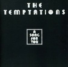 The Temptations - Song for You [New CD]