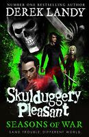 Skulduggery Pleasant: Seasons of War Book 13 by Derek Landy - Hardcover