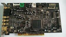 tarjeta de sonido Sound Blaster AUDIGY 2 ZS PLATINUM PRO 7.1 PCI