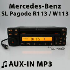 Mercedes Special MF2297 Aux-In MP3 R113 Radio Pagode W113 Car Radio Cd-R RDS