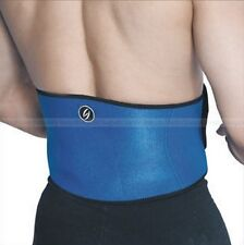 Exercise Fitness Waist Trimmer Gym Workout Boxing Back Waist Belt Support Band