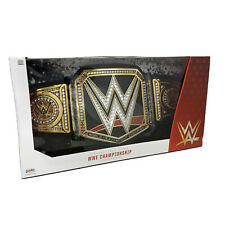 Jakks WWE Wrestling Authentic Replica World Heavyweight Championship Belt