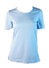 ODLO Thermal Sports Womens T-Shirt Top (Blue) - M