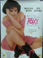 Welcome Home Roxy Carmichael Original Single Sided Poster Winona Ryder Daniels