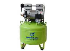 Greeloy Dental Air Compressor Noiseless Oil Free Oilless GA-81 joy