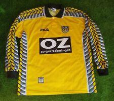 NAC BREDA 1998/1999 FOOTBALL SHIRT JERSEY FILA LONGSLEEVE VINTAGE MINT