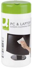 Reinigungstücher für Bildschirm/TV-Bildschirm/Tablet PCs, Q-Connect 100 Tücher