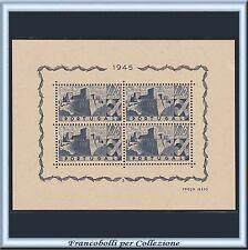 1946 Portogallo - Portugal FOGLIETTO Castello di Lisbona n. 10  Nuovo Integro **
