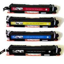 4PK CE310A CE311A CE312A CE313A Toner Cartridge For HP126A M175A M175nw CP1025nw