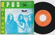 OPUS * 1970 Dutch Heavy FREAKBEAT PROG NEDERBEAT 45 * Listen!
