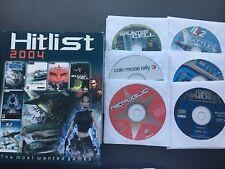 Hitlist 2004,Championship Manager 4,Splinter Cell,Colin McRae Rally PC BIG BOX