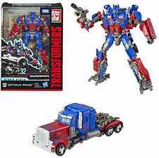 Transformers Studio Series 32 Optimus Prime Leader Class Robot Action Figure Toy